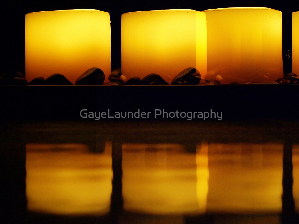 Calming reflections by GayeLaunder Photography