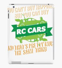 RC Cars iPad Case/Skin