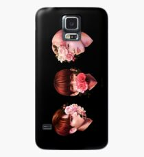 ❀ Flowers + Maknae Line ❀ Case/Skin for Samsung Galaxy