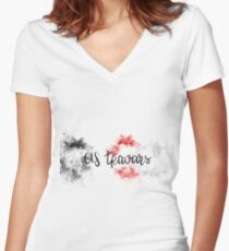 As Travars - A Darker Shade of Magic Women's Fitted V-Neck T-Shirt