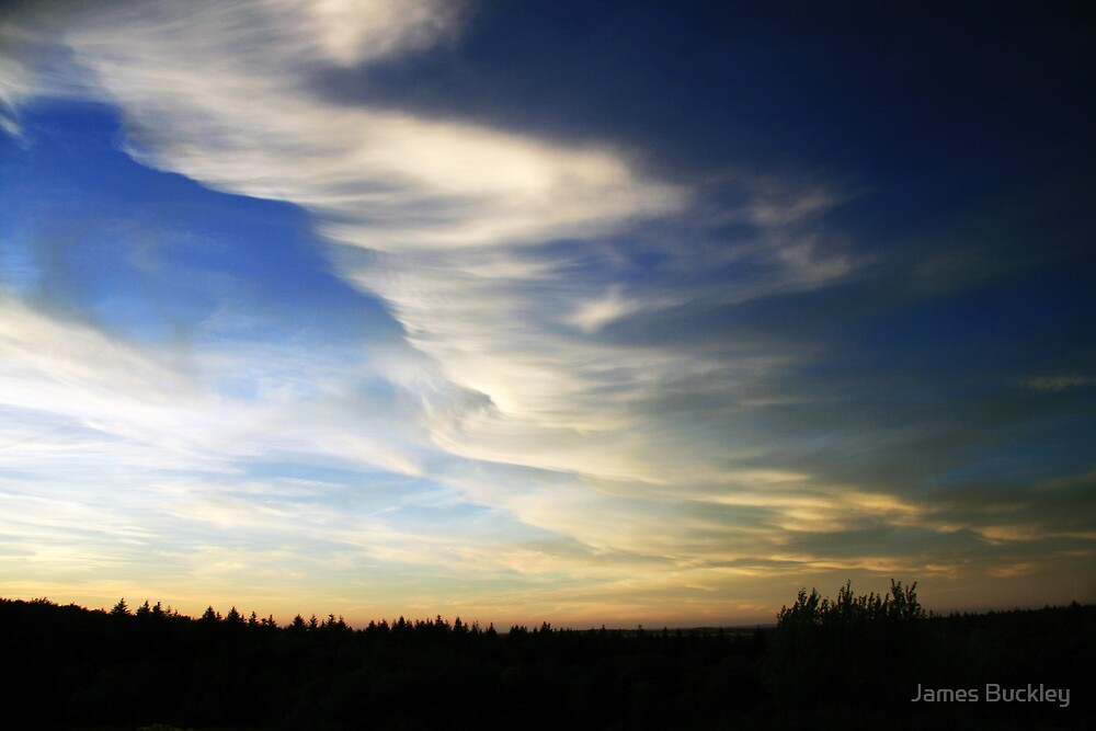 The Big Sky by James Buckley