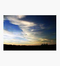 The Big Sky Photographic Print