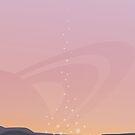 Rocket Landscape by jezkemp