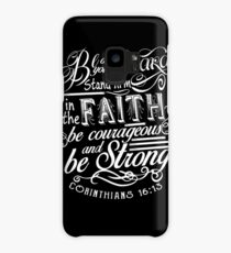 Stand Firm In The Faith  Case/Skin for Samsung Galaxy