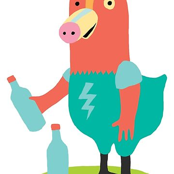pig mutant by shewo