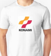 Konami logo Unisex T-Shirt