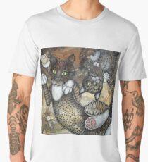 Heads or Tails Men's Premium T-Shirt