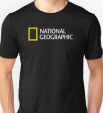 National Geographic Merchandise Unisex T-Shirt