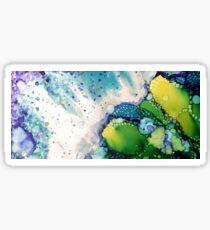 Tidal Greens Sticker