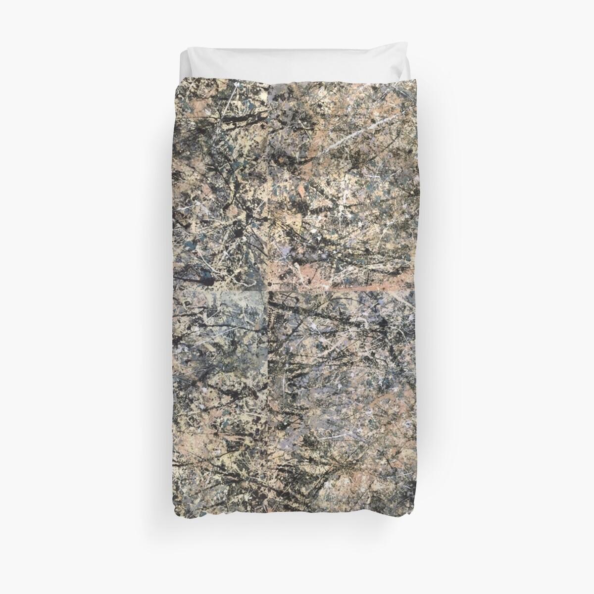 «Jackson Pollock, Lavender Mist, 1950» de TOM HILL - Designer