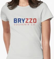 Bryzzo Souvenir Company Women's Fitted T-Shirt