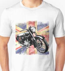 Classic BSA Motorcycle by Patjila T-Shirt