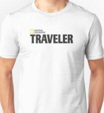 National Geographic Traveler Merchandise T-Shirt