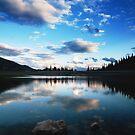 Silver Lake Flat Reservoir by Ryan Houston