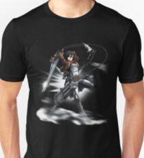 Mikasa Slash - Attack on Titan  Unisex T-Shirt