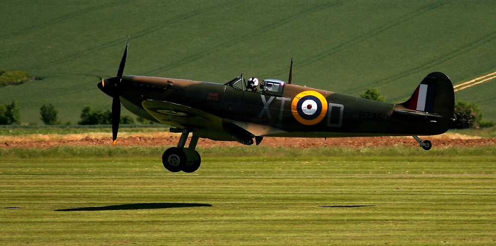 Spitfire by Dave Law