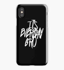 Jake Paul its everyday Bro T-Shirt iPhone Case/Skin