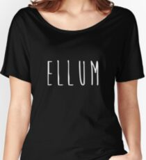Ellum Guy Merchandise Women's Relaxed Fit T-Shirt