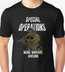 Meme Warfare Unisex T-Shirt