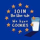 Join the blue side! by mycountryeurope