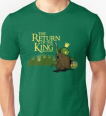 Return of the King Unisex T-Shirt