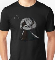 2B Mimikyu - Nier Automata Pokemon T-Shirt