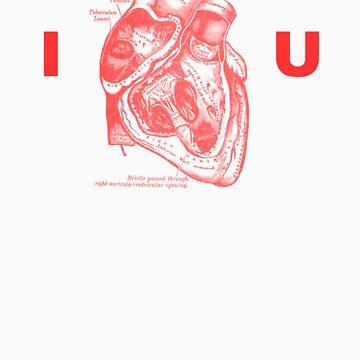 I Heart U by kbark