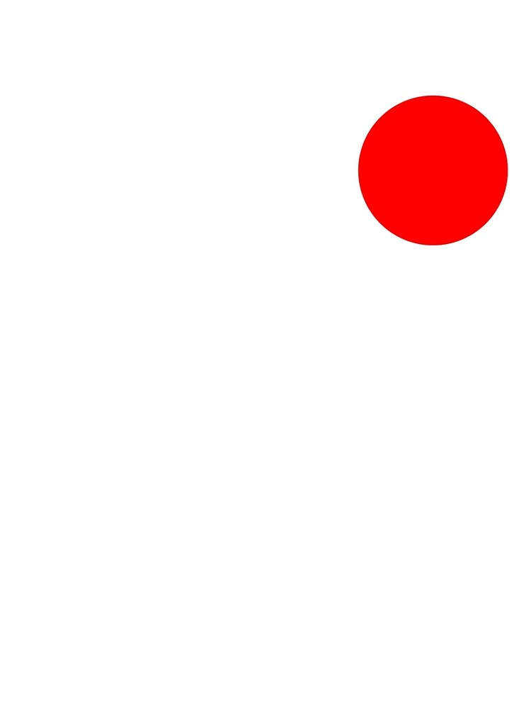 RED, DOT, CIRCLE, SPOT, RING, SPORT, TEAM by TOMSREDBUBBLE