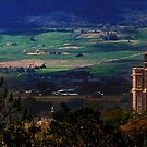 Panorama Shot of Logan Temple by Ryan Houston