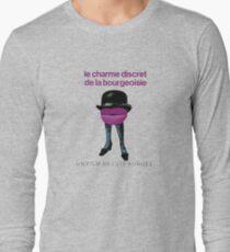 Der charmante Diskret der Bourgeoisie Langarmshirt