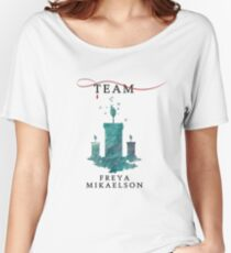 Team Freya Mikaelson - The Originals  - The Vampire Diaries Women's Relaxed Fit T-Shirt