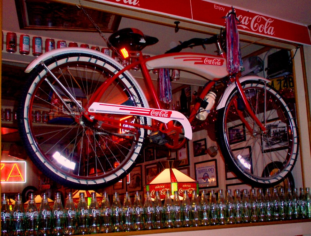 Coke Bike by sheena2015