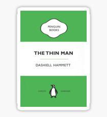 Penguin Books - The Thin Man Sticker