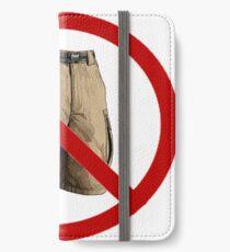END CARGO SHROTS iPhone Wallet/Case/Skin