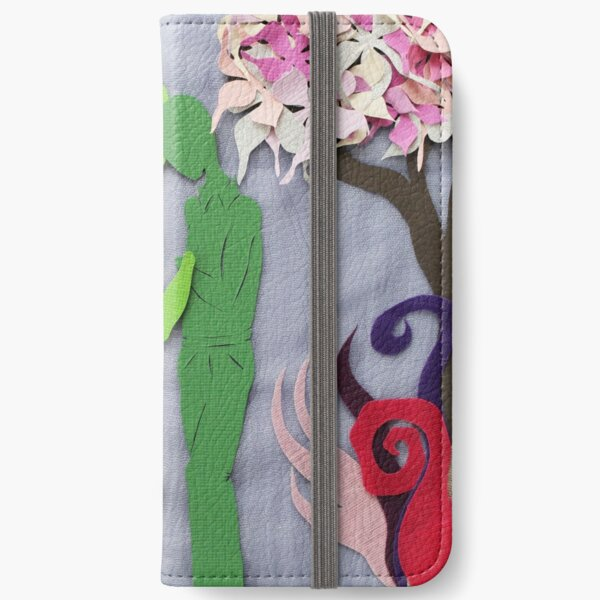 Spring Kiss #3 iPhone Wallet
