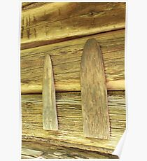 Stretching Boards  Poster