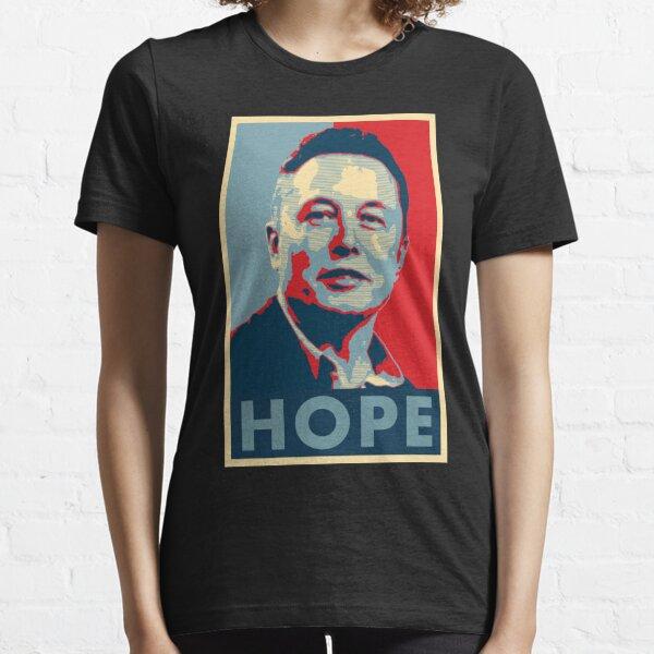 Elon Musk Hope Essential T-Shirt