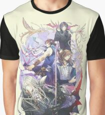Castlevania Characters Graphic T-Shirt
