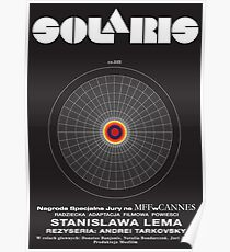 Tarkovski Solaris Poster