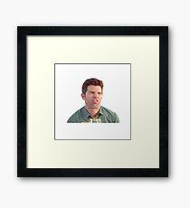 Ben Wyatt Framed Print