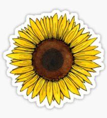 Friday Flower Sticker