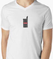 Brutalist V-Neck T-Shirt