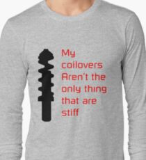 Stiff Coilovers COLORS Long Sleeve T-Shirt