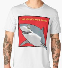 I Sea What You Did There Men's Premium T-Shirt