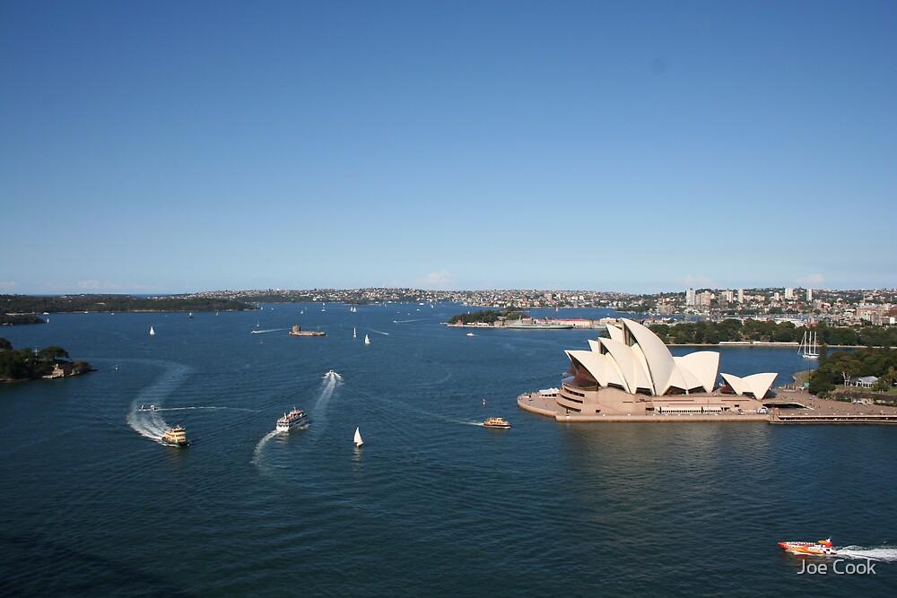 Sydney Harbour by Joe Cook
