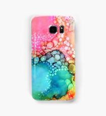 Cotton Candy Bubble Samsung Galaxy Case/Skin
