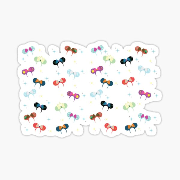 Magical Princess Ears 2 Sticker
