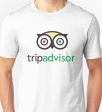 Trip Advisor Gifts and Merchandise Unisex T-Shirt