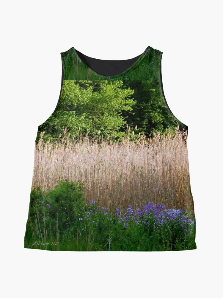 Alternate view of Into the Woods Sleeveless Top