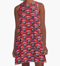 Eleven's Quest A-Line Dress